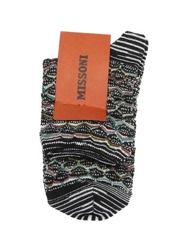 Missoni Çorap Renkli